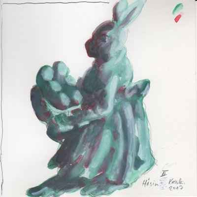 hsin II 30x15cm aquarell