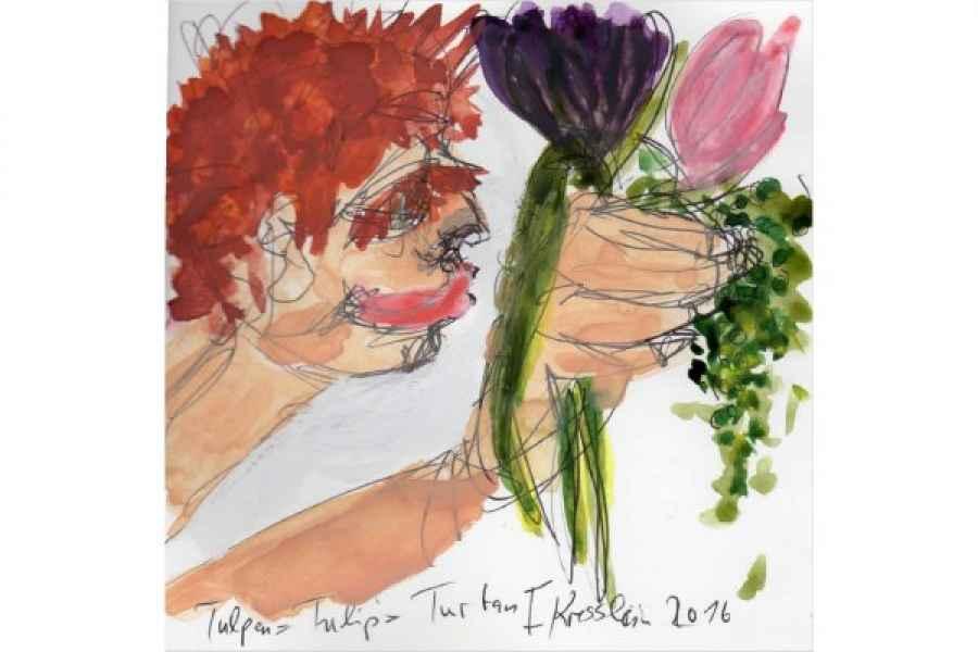 tulpen tulip turban 15x15cm